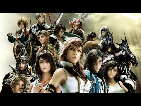 Dissidia 012 Final Fantasy – The Movie / All Cutscenes