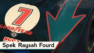 SPEK RAYSAH FOURD (iRacing Edit)