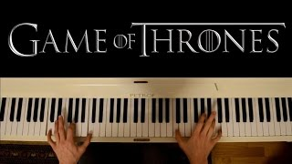 Game of Thrones (Piano cover) - Main Title