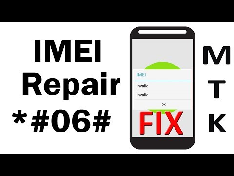 How to change IMEI number in MTK IMEI REPAIR CHANGE WRITE ANDROID By Piranha box