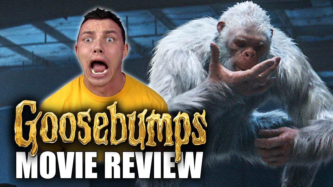 Goosebumps  Movie Review Youtube