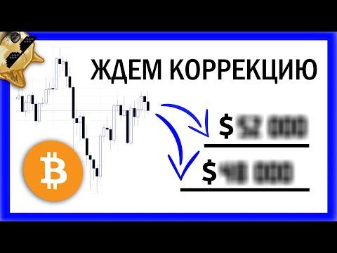 БИТКОИН МОЖЕТ УПАСТЬ ДО ЭТИХ УРОВНЕЙ | Прогноз Крипто Новости | Bitcoin BTC DOGE ДОГЕ SHIBA 2021 ETH