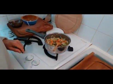 noix de St Jacques en croûte