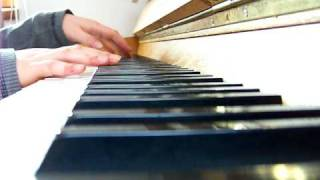 System of a down - Atwa piano