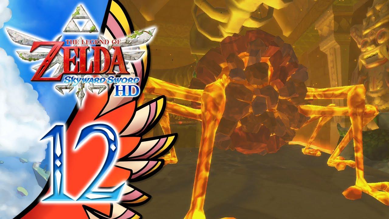 The Legend of Zelda: Skyward Sword HD ITA [Parte 12 - Occhio di Fuoco]