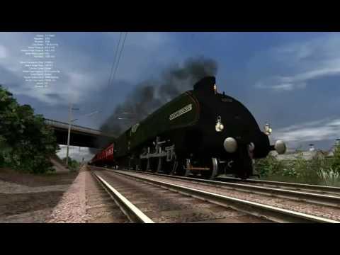 TS2016 60008 Dwight D Eisenhower on the Mainline Pt 2 |
