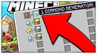 THE BEST UPDATE EVER PURCHASABLE GENERATORS - MINECRAFT MONEYWARS REMASTERED | JeromeASF