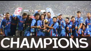 CRICKET world cup song  india  2015