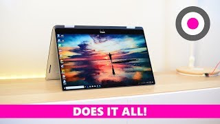 Dell XPS 15 2-in-1 9575 Content Creation REVIEW - 3D, Video Editing, Photography, Artist