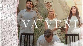 Miriam & Emanuel Popescu | Alin & Florina Jivan - VA VENI(Official Video)