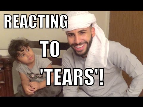 Adam Mohsin Yehya Saleh REACTS to 'TEARS'!!
