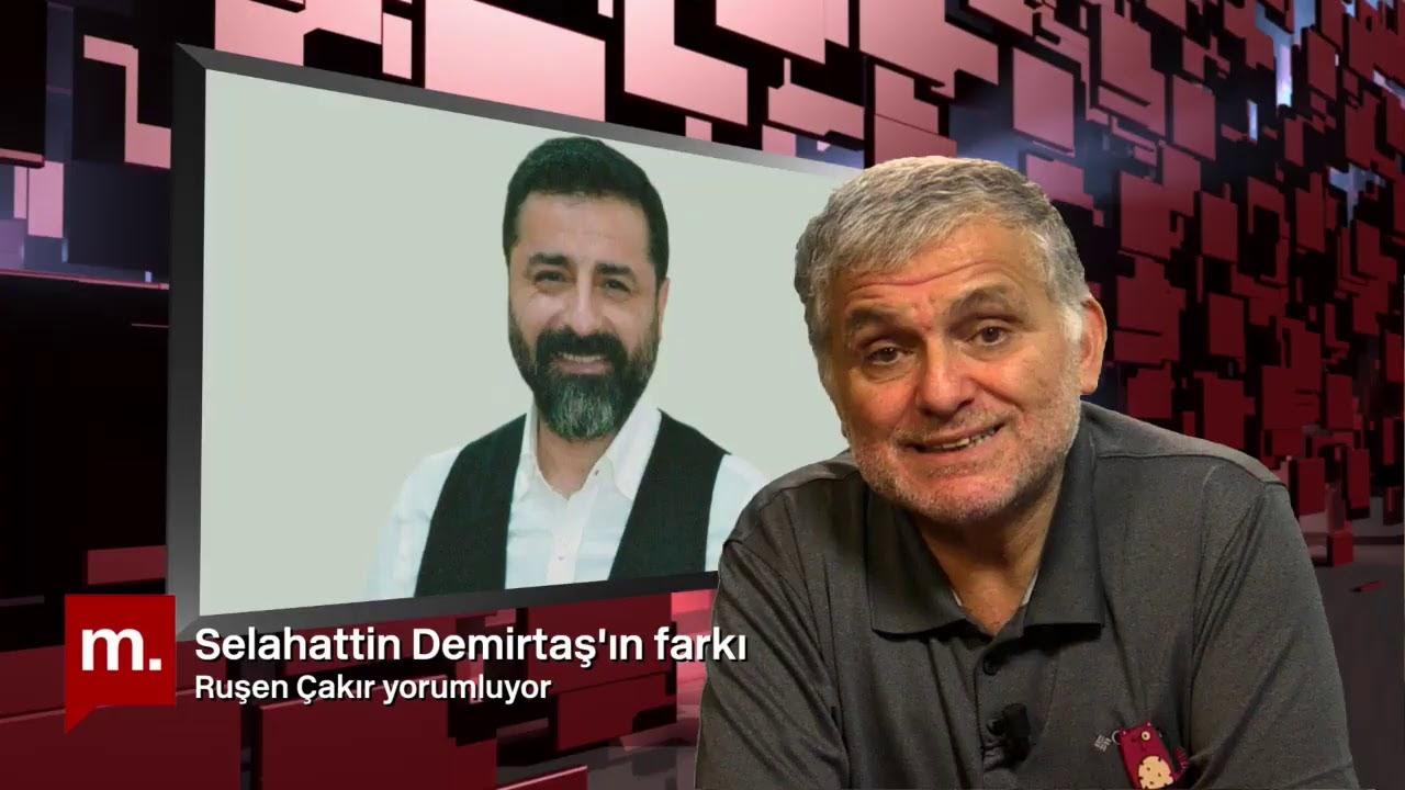 Selahattin Demirtaş'ın farkı - YouTube