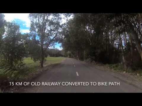 Bicycle tour Australia: Canberra to Brisbane
