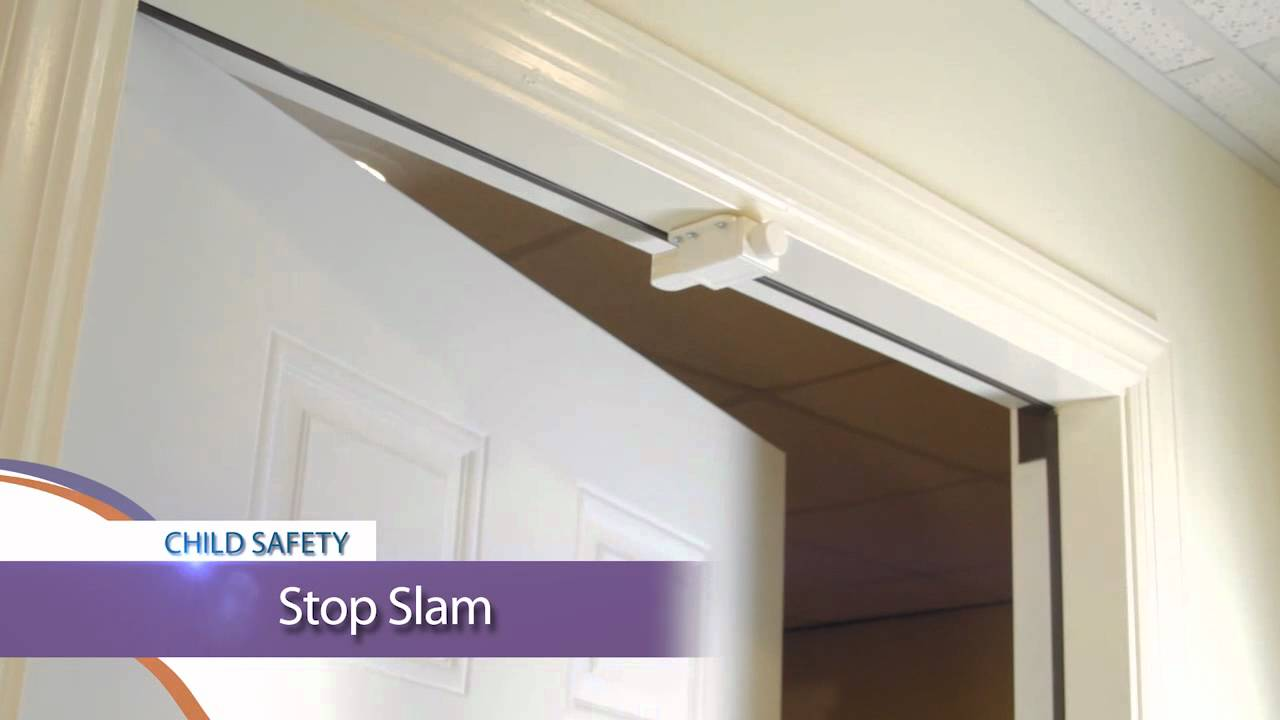 & Child Safety Tip - Dreambaby Stop Slam [164] - YouTube