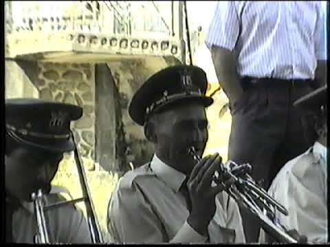 S Tiago LEOMIL   Moimenta da Beira, Arruada da Banda Musical 25 07 1993