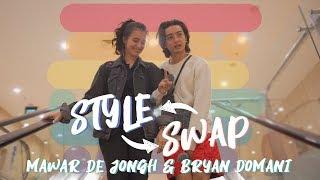 Mawar de Jongh & Bryan Domani - STYLE SWAP!!!