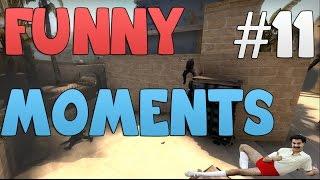 CS:GO - Funny Moments #11!