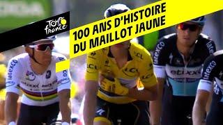 100 ans d'histoire du Maillot Jaune