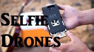 5 cool selfie drones in amazon under 50 | 2017