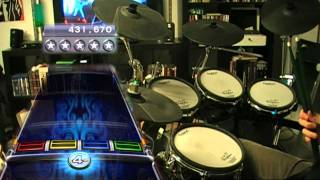 Rock Band 3 Ghost of Perdition Expert Pro Drums 100% FC
