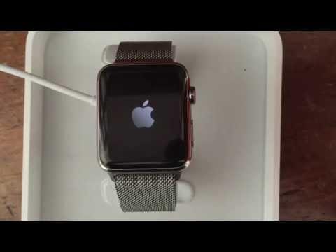 Apple Watch Blinking Logo of DOOM