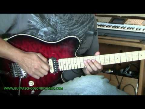 Ramblin Man - Lead Part [Student Review] Guitar School of Richland
