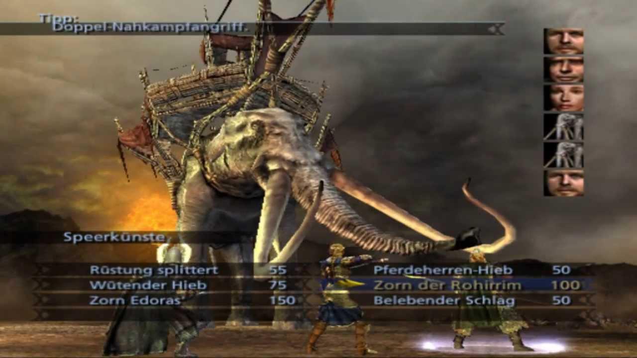 Amigurumi Herr Der Ringe : Lets Play Der Herr der Ringe - Das dritte Zeitalter (PS2 ...