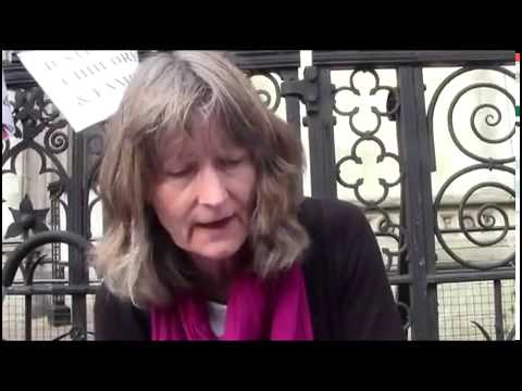 Hampstead Satanic Ritual Abuse 'Fact Finding' 5th March 2015 Royal Courts Of No Justice