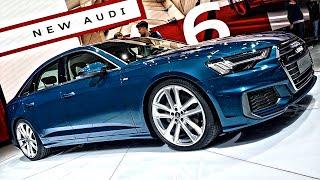 Audi A6 2018 // Clickoncar