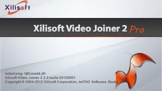 شرح تحميل و تفعيل برنامج دمج  الفيديو Xilisoft Video Joiner 2
