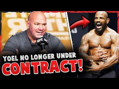 BREAKING! Yoel Romero Has Been RELEASED From The UFC! Khabib On Conor McGregor, UFC Vegas 16