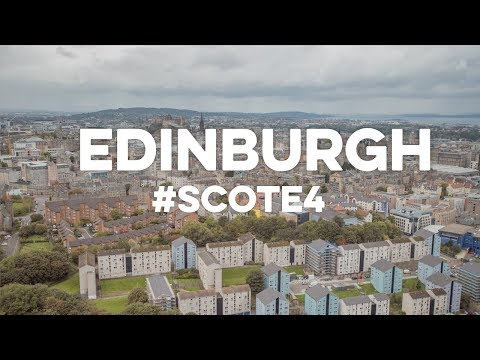E4 on Tour - Edinburgh / Scottish Borders