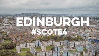 E4 on Tour - Edinburgh / Scottish Borders