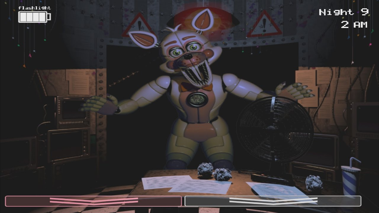 Play Five Freddys 2 Game Online Nights