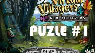 Virtual Villagers 5 - Guia de puzles (puzle nº 1)