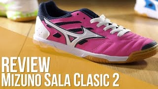 Review Mizuno Sala Classic 2