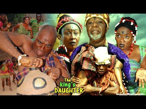 The King's Daughter 1&2 - Chioma Chukwuka Latest 2018 Nigerian Nollywood Movie ll African Movie