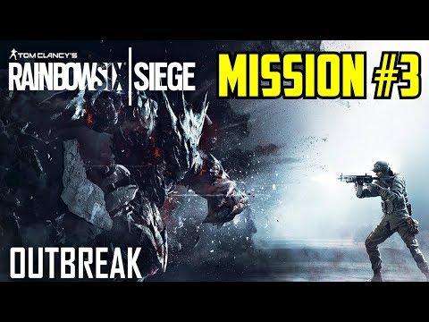 Rainbow Six Siege Outbreak Gameplay Walkthrough Part 3 Mission 3 Serra Paradise Ending Save Jager