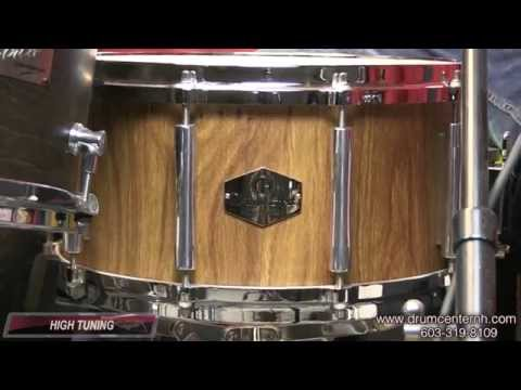 Video Demo: Drum Art Supreme Solid Shell 7x14