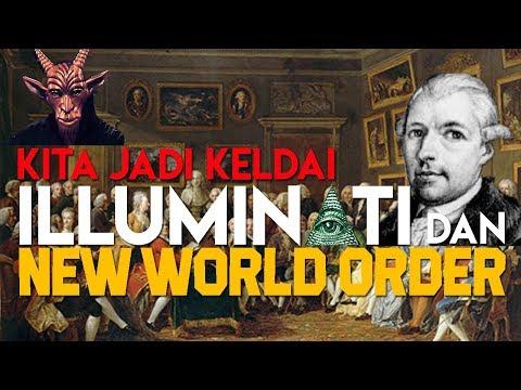 KITA JADI KELDAI ILLUMINATI & AGENDA NEW WORLD ORDER