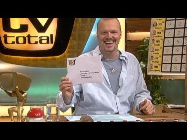 Nobelpreis für Dieter Bohlen? - TV total