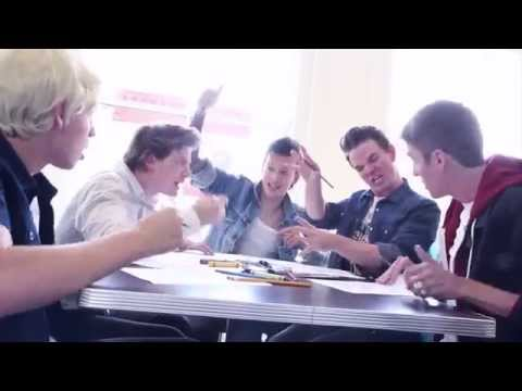 Ryan Russell One Direction Parody Reel