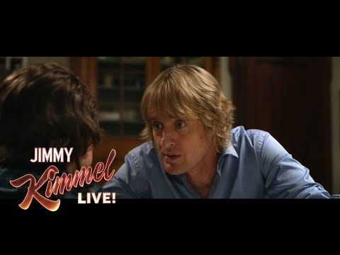 Download Youtube: Owen Wilson on New Movie Wonder