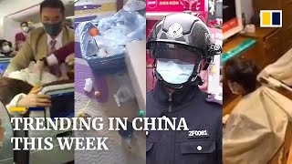 Trending in China: 'long-distance' haircut, and more