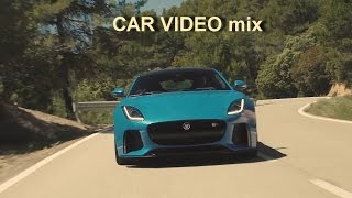 jaguar f type svr 2017 test drive
