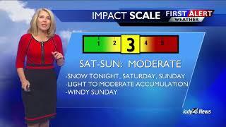 Evening Forecast for February 23