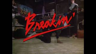 J.C.V.D - Breakin' [1984] - Trailer (HD)