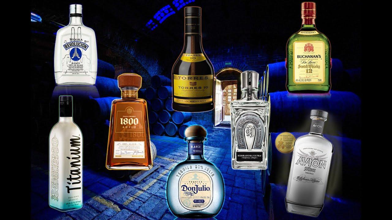 Los 5 mejores tequilas del mundo youtube - Mejores colchones del mundo ...