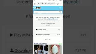 Tubidy MP3: How to Download Music from Tubidy for free