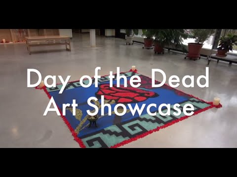 Edgewood Campus Events | Day of the Dead Art Showcase